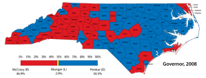 What the Gubernatorial Map Will Look Like