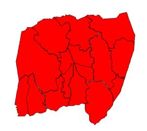 Alexander county precinct