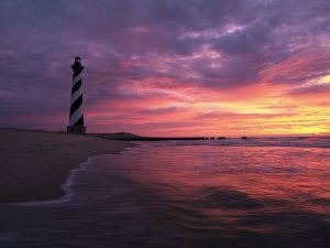 lighthouse hatteras