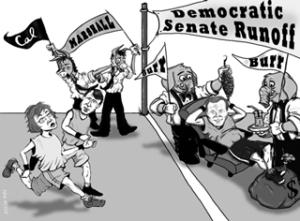 NC Senate News, and the Perils of Runoffs