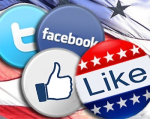 'Likes' on Social Media: Ranking the Senate Candidates (April Edition)