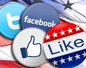 'Likes' on Social Media: Ranking the Senate Candidates (April Edition)