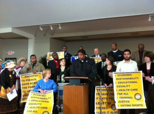 It's Moral Monday at the General Assembly!