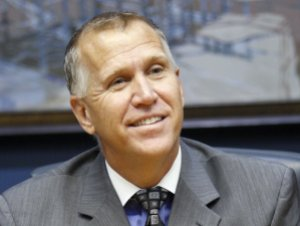 Tillis In – But Can He Win?