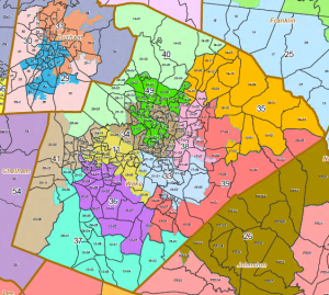 NC House Races in Wake County