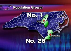 Southeastern NC Developments