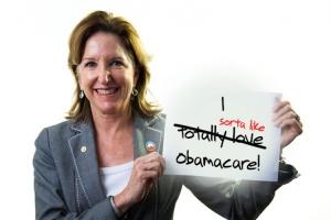 hagan obamacare