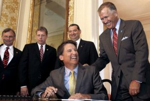 Reelect McCrory – in 2018?